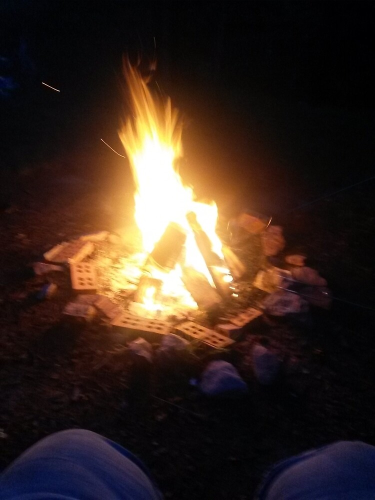 Summer Fire by kimmarie0910