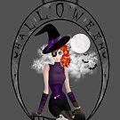 Witch by artwaste