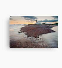 Chanonry Point Beach Canvas Print
