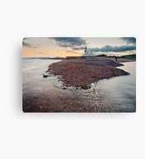 Chanonry Point Beach Canvas Print