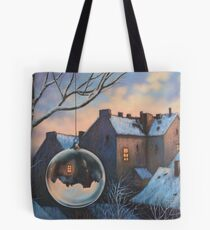 Morning of New Year Tote Bag