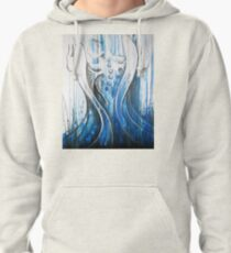 Angels Carry The World Pullover Hoodie