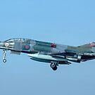 Phantom FGR.2 XV429/K with RAT deployed by Colin Smedley