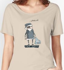 emo xmas Women's Relaxed Fit T-Shirt