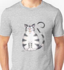 Kazart Fat Cat Tee Unisex T-Shirt