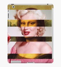 "Leonardo's ""Gioconda + Marylin Monroe iPad Case/Skin"