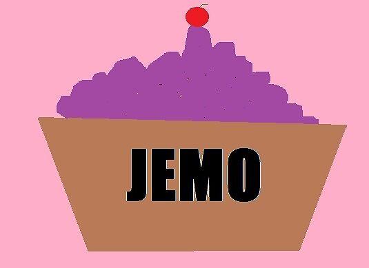 Jemo In CupCake Land by MitchyBoy