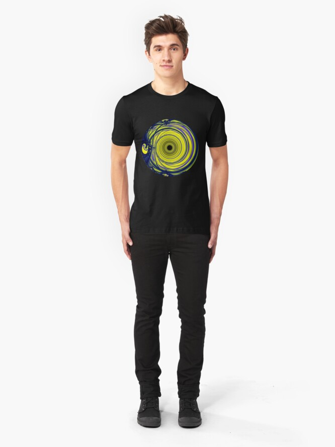 Alternate view of Sinuous I Slim Fit T-Shirt