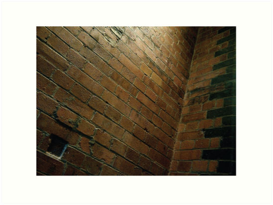 Brick wall by whoisthisguy