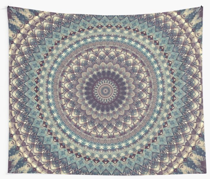 Mandala 177 by PatternsofLife
