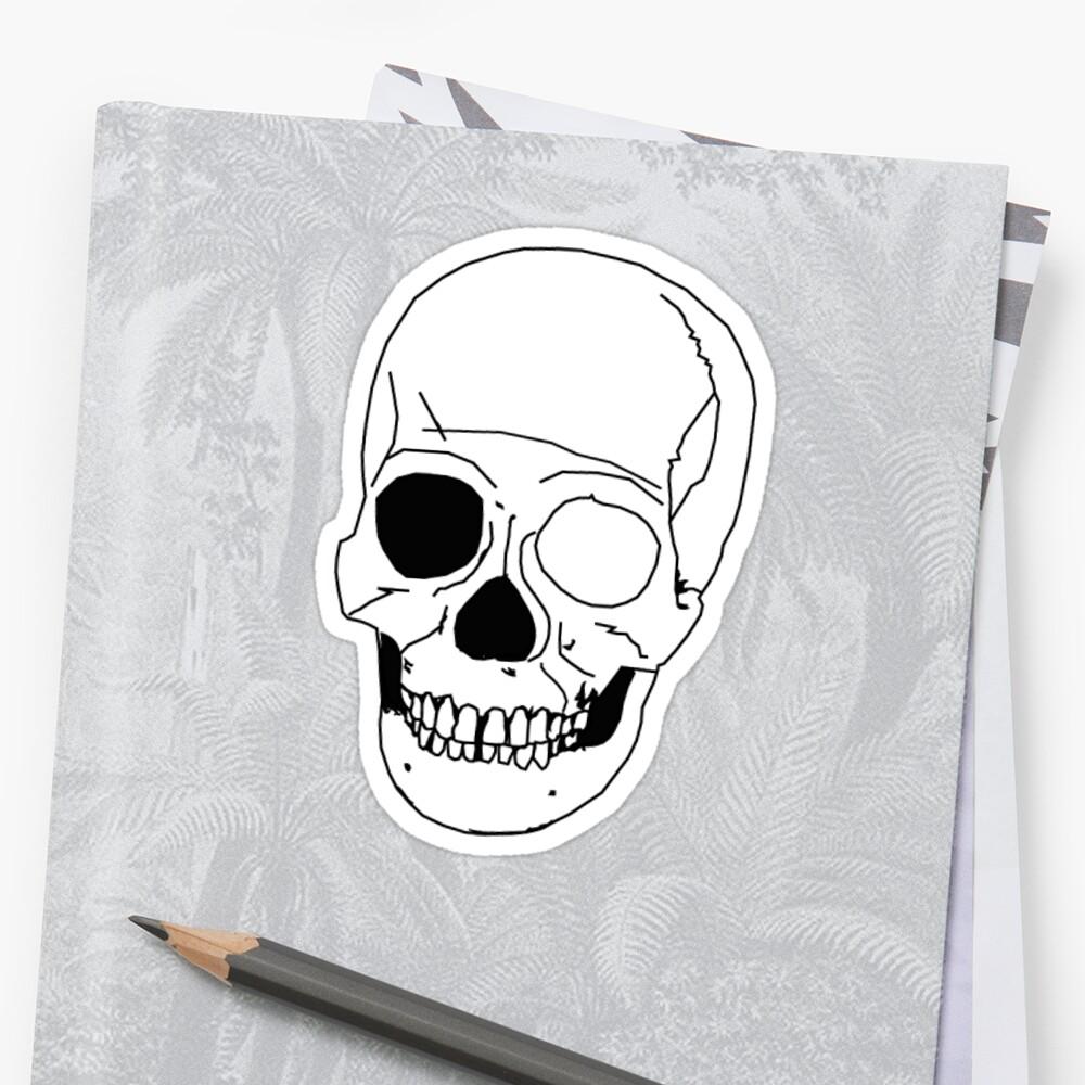 Skull by whoisthisguy