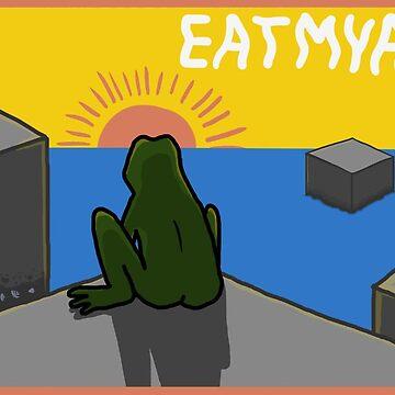 Froggoman by eatmyass