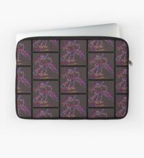 Psychedelic Draco the Dragon Laptop Sleeve