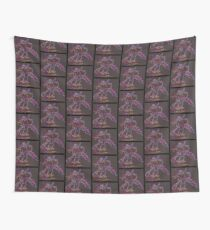 Psychedelic Draco the Dragon Wall Tapestry