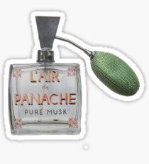 L'AIR DE PANACHE Sticker