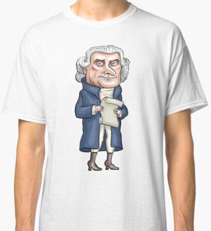 President Thomas Jefferson Classic T-Shirt
