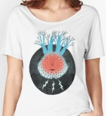 Cosmic Epiphany Heart Women's Relaxed Fit T-Shirt