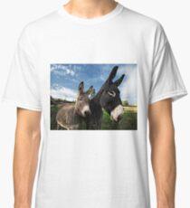 Donkeys 2 Classic T-Shirt