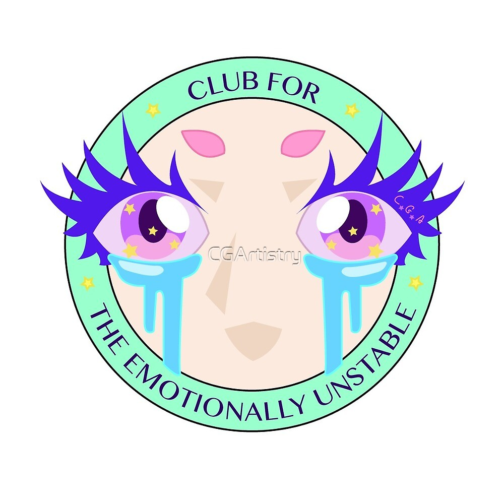 Emotionally Unstable Club by CGArtistry