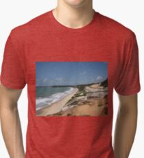 Brazil - Beautiful Nature of Natal Tri-blend T-Shirt