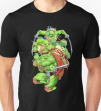 Turtle Brothers TMNT Unisex T-Shirt