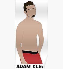 Adam Klein Poster