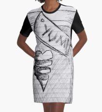 CHOP! Graphic T-Shirt Dress