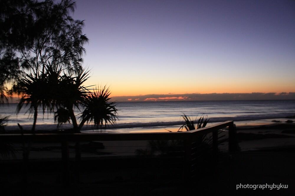 South Gold Coast sunrise  by photographybykw