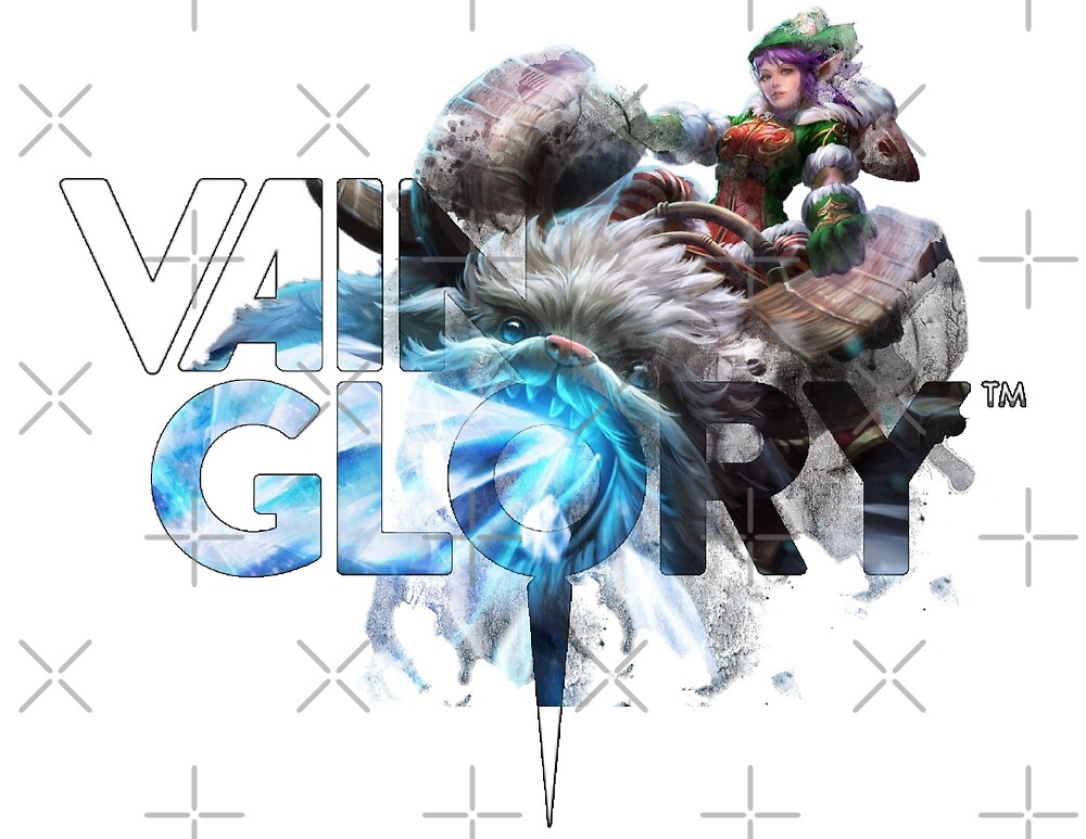 Vainglory Logo - Snow Monster Joule  by COCSWAG