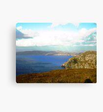 Horn Head Peninsula, Donegal, Ireland Canvas Print