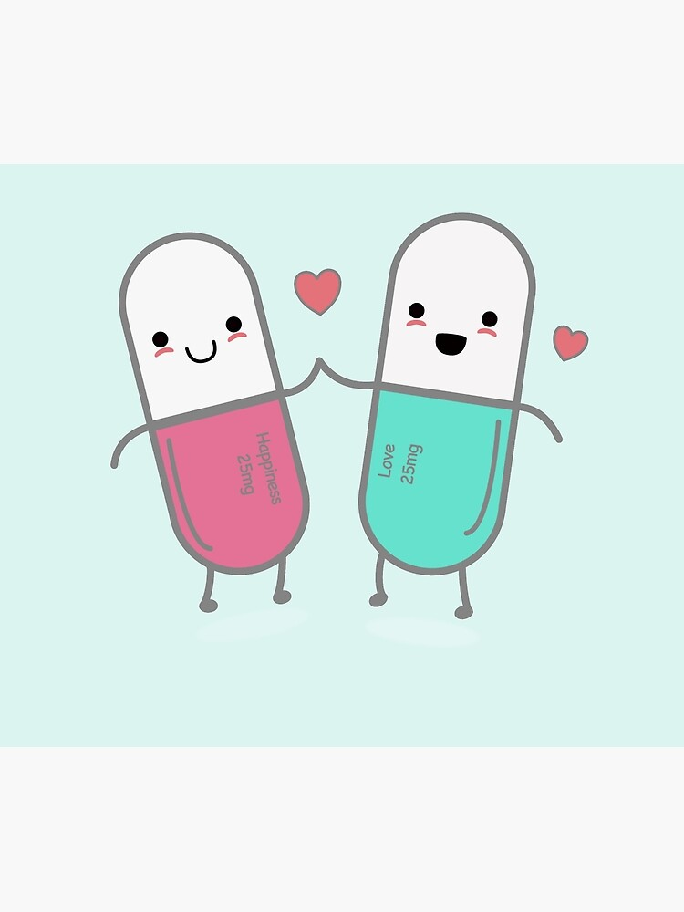 Funny Happy Pills  by happinessinatee
