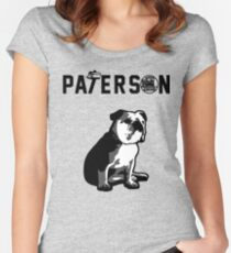 Paterson dog Women's Fitted Scoop T-Shirt