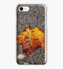 Plastered There iPhone Case/Skin