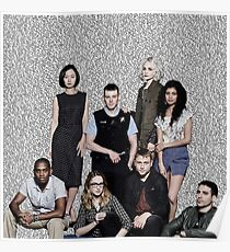 i am also a we - Sense8 Poster