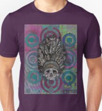 Indian Scull  Unisex T-Shirt