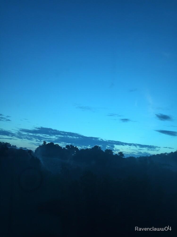 Forêt Bleue Range by Ravenclaww04