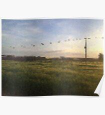 Meadow PixelArt Poster