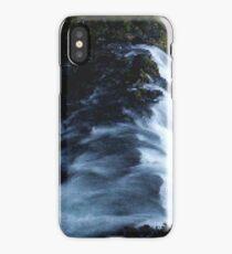 Waterfall PixelArt iPhone Case/Skin