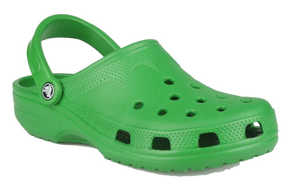 Green Croc by fidelista