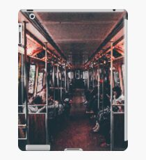 Transport PixelArt iPad Case/Skin