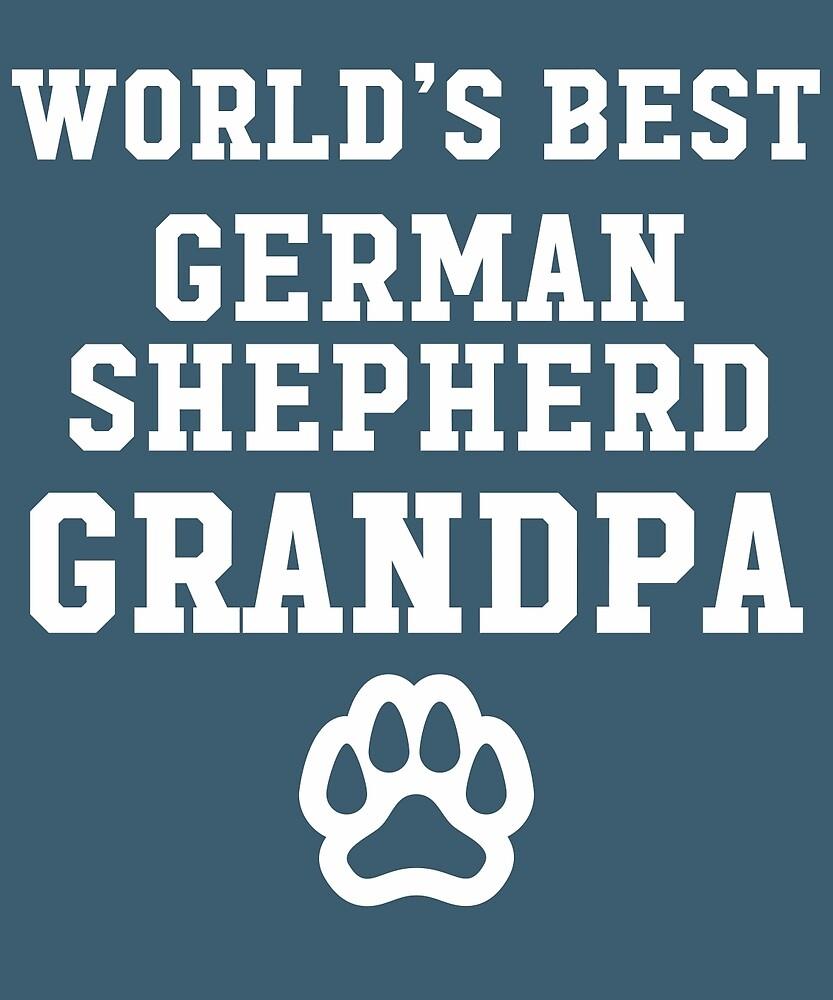 World's Best German Shepherd Grandpa by AlwaysAwesome