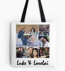 Luke & Lorelai Tote Bag