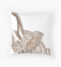 Wildlife #1 Throw Pillow