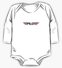 Pilot One Piece - Long Sleeve