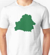 Belarus map T-Shirt