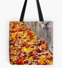 Piling Up Fast Tote Bag
