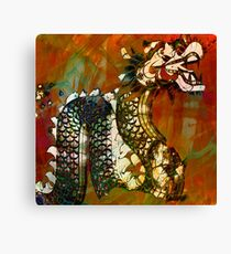 Good Luck Dragon Canvas Print