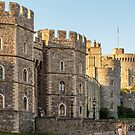 Windsor Castle, England by fotosic