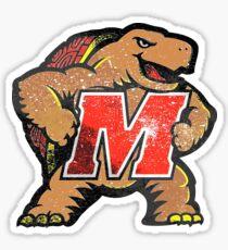 Galaxy University of Maryland Sticker