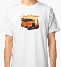 Street Dreams Woody at the Beach Classic T-Shirt